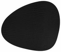 Подстановочная салфетка LINDDNA Croco фигурная 37х44 см