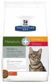 Корм для кошек Hill's Prescription Diet при лечении МКБ, при избыточном весе, с курицей 1.5 кг