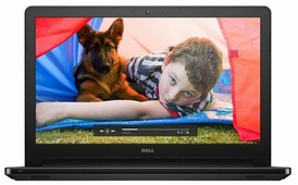 "Ноутбук DELL INSPIRON 5558 (Intel Core i5 5200U 2200 MHz/15.6""/1366x768/4Gb/500Gb/DVD-RW/NVIDIA GeForce 920M/Wi-Fi/Bluetooth/Win 10 Home)"