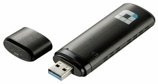 Wi-Fi адаптер D-link DWA-182/D1