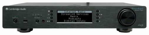 Сетевой аудиоплеер Cambridge Audio Stream Magic 6 V2