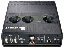 Внешняя звуковая карта Novation Audiohub 2x4