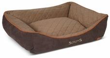 Лежанка для животных Scruffs Thermal Box Bed / 677298