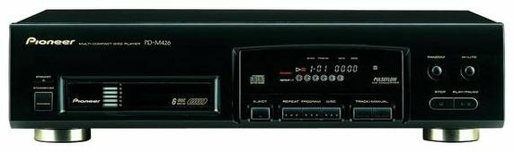 CD-чейнджер Pioneer PD-M426