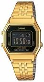 Наручные часы CASIO LA-680WGA-1B