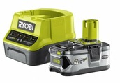 Набор RYOBI RC18120-150 18 В 5 А·ч