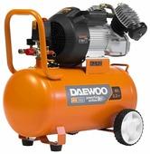 Компрессор масляный Daewoo Power Products DAC 60VD, 60 л, 2.4 кВт