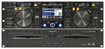 DJ CD-проигрыватель Pioneer MEP-7000