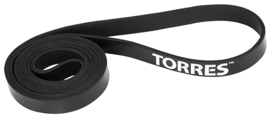 Эспандер латексная петля TORRES AL0048 черный