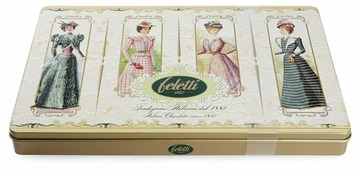 Набор конфет Feletti Latta Dama 400 г