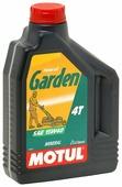 Масло для садовой техники Motul Garden 4T 15W40 2 л