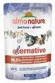 Корм для кошек Almo Nature Alternative с куриной грудкой 55 г