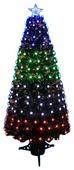 Царь елка Ель со светодиодами в виде звезды