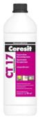 Грунтовка Ceresit CT 17 SuperGrunt бесцветная, концентрат (2 л)
