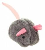 Игрушка для кошек GiGwi Cat Toys Мышка со звуковым чипом (75040)