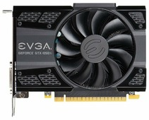Видеокарта EVGA GeForce GTX 1050 Ti 1290Mhz PCI-E 3.0 4096Mb 7008Mhz 128 bit DVI HDMI HDCP GAMING
