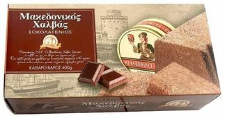 Халва Macedonian Halva македонская с шоколадом 400 г