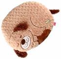 Лежак для собак GiGwi Snoozy Friendz Собака 57х57х4 см