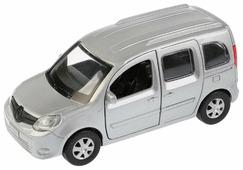 Легковой автомобиль ТЕХНОПАРК Renault Kangoo (KANGOO-SL/BK/RD) 12 см
