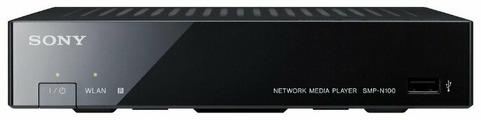 Медиаплеер Sony SMP-N100