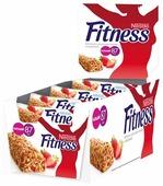 Злаковый батончик Nestle Fitness Клубника, 24 шт