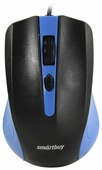 Мышь SmartBuy SBM-352-BK Black-Blue USB