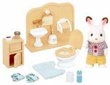 Игровой набор Sylvanian Families Братик и туалетная комната 5015/2203