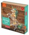 Fox-in-Box Набор для творчества Стринг Арт для детей Единорог (FB606308)