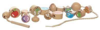 Шнуровка Мир деревянных игрушек Ассорти (Д414)