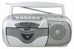Магнитола Daewoo CR-500