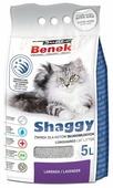 Наполнитель Super Benek Shaggy лаванда (5 л)
