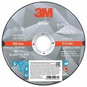Диск отрезной 125x1.6x22.23 3M Silver T41 51792