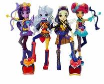 Кукла My Little Pony Equestria Girls Спорт Темномолнии, 22 см, B1772