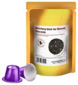 Чай в капсулах Gutenberg черный ароматизированный Шоколад (10 капс.)