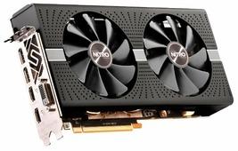 Видеокарта Sapphire Nitro+ Radeon RX 590 1560MHz PCI-E 3.0 8192MB 8400MHz 256 bit DVI 2xHDMI HDCP
