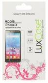 для APPLE iPhone Защитное стекло LuxCase 3D для APPLE iPhone X Black Frame Антибликовое 77938