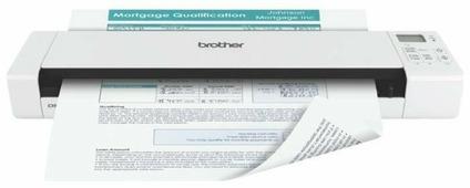Сканер Brother DS-820W