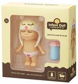 Кукла FindusToys Infant Doll в шапочке, 7,5 см, 7225647
