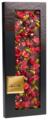 Шоколад chocoMe горький со съедобным золотом, кусочками вишни, фисташками Бронте