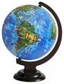 Глобус зоогеографический Глобусный мир Детский 250 мм (10268)