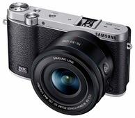 Фотоаппарат Samsung NX3000 Kit