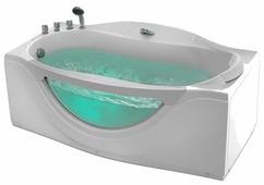 Ванна Gemy G9072 C акрил