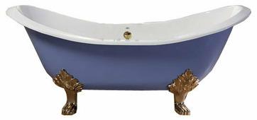 Ванна recor Antique 170x76 чугун