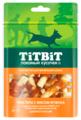 Лакомство для собак Titbit Лакомый кусочек для маленьких пород Твистеры с мясом ягненка