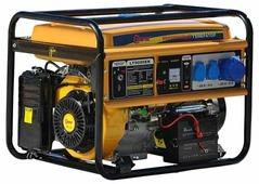 Бензиновый генератор Skiper LT9000EK (6000 Вт)