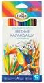 ГАММА Карандаши цветные Классические 12 цветов (050918_02)