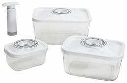 STATUS Набор вакуумных контейнеров VAC-Glass-Set