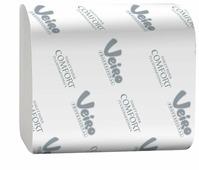 Туалетная бумага Veiro Professional Comfort TV201 белая двухслойная