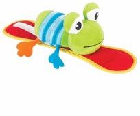 Подвесная игрушка Happy Snail Лягушонок Квака (14HSK05KV)