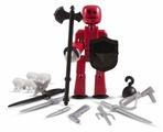 Игровой набор Zing Stikbot Action Pack TST620